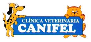 Logo de la Clínica Veterinaria Canifel